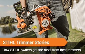 STIHL Trimmer Stories